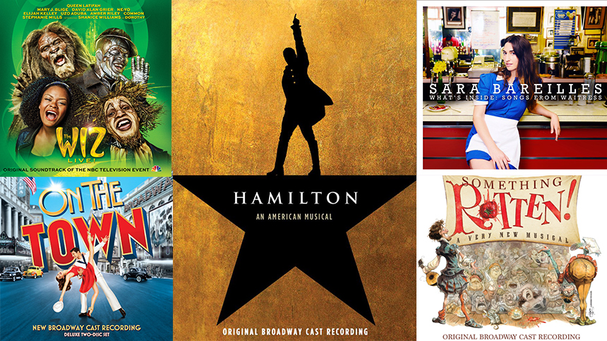 Five Broadway Cast Recordings We Completely Played Out in...