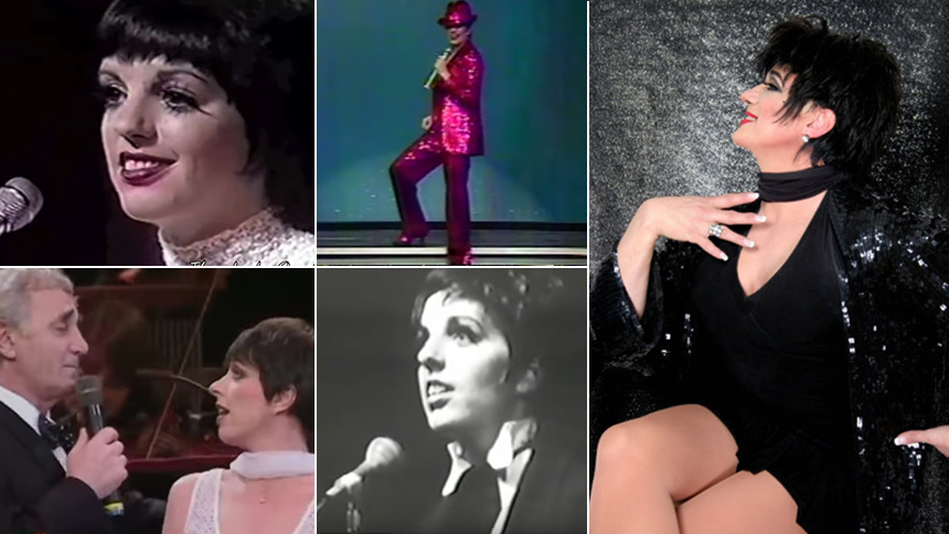 New York's Premier Liza Impersonator, Rick Skye, Shares H...