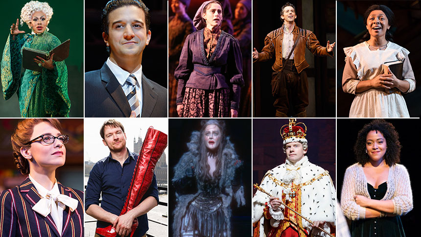 10 Current Broadway Replacement Stars You Have to Go Back...