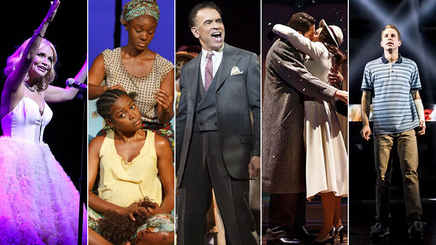 The 10 Shows That Made Us Laugh, Cry, & Love Broadway in ...