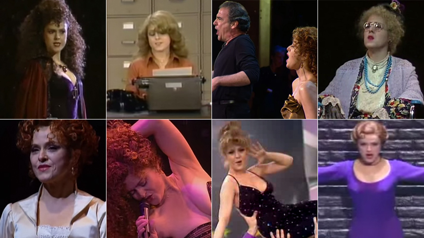 Ranking YouTube's 25 Best Bernadette Peters Numbers In Ho...