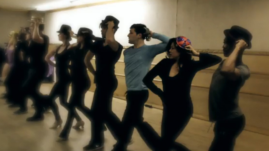 Hot Clip of the Day: A Little Chorus Line Moment Coming t...