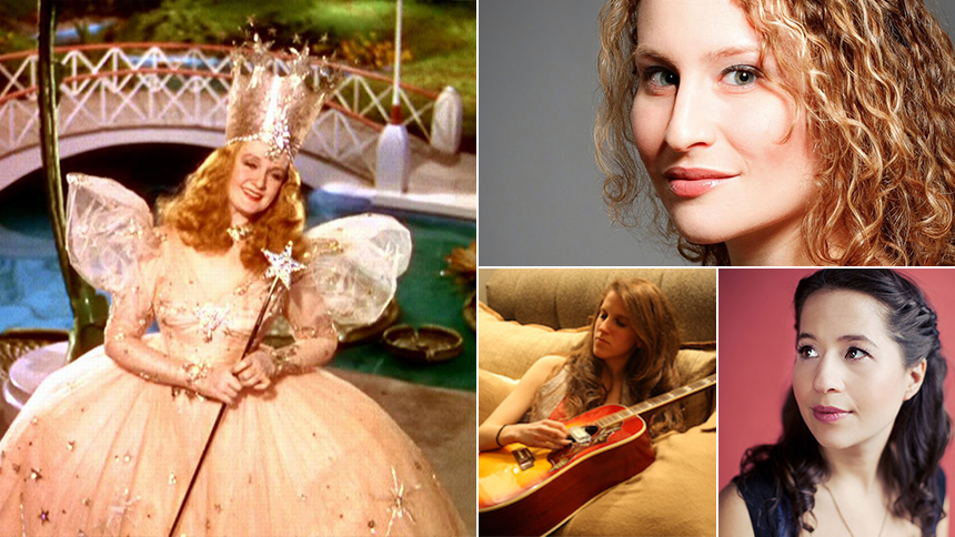 How Billie Burke (AKA Glinda) Continues to Nurture Female...