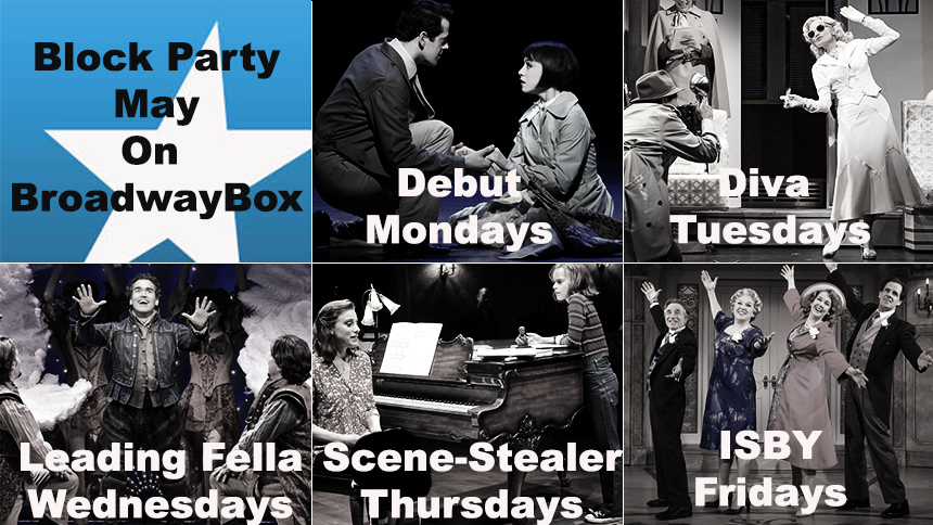 It's a Tony Nominee Overload with BroadwayBox's Block Par...