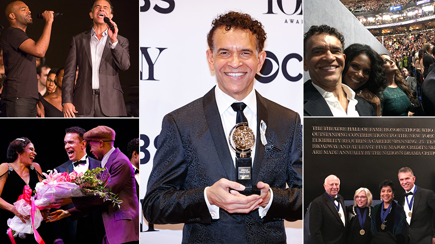 Brian Stokes Mitchell: A 2016 Photo/Video Retrospective
