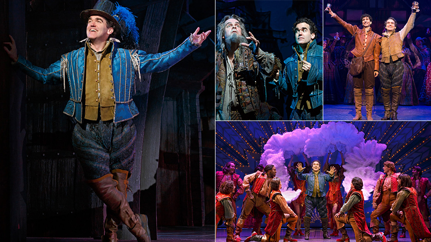 Five Burning Questions with Something Rotten! Tony Nomine...