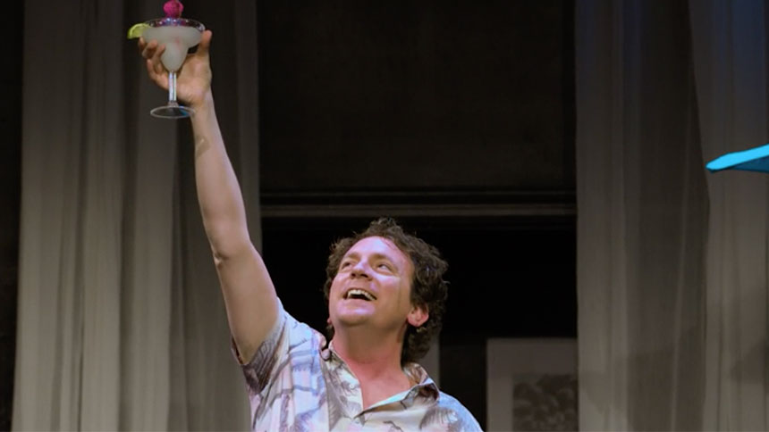 Hot Clip of the Day: First Look at Drew Droege in the LoL...
