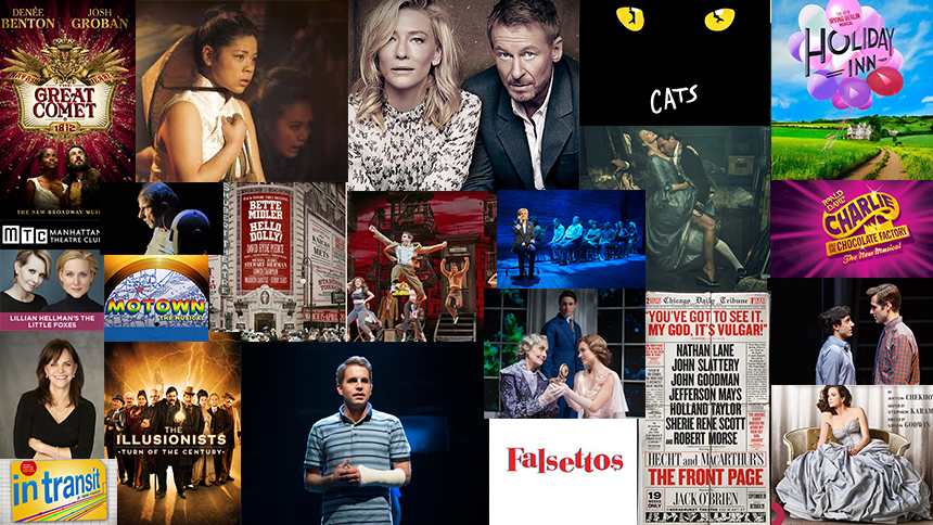 Broadway's 2016/2017 Season Is Shaping Up to Be Epic