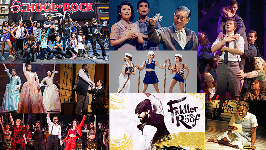 Broadway's Fall Musical Preview: Discounts, Videos & Tony...