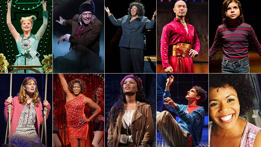 10 Current Broadway Replacements You Have to Go Back & Se...