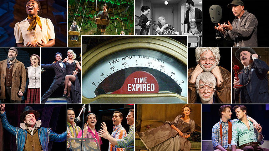 Last Call! 12 Shows Ending Their Broadway Runs In the Com...
