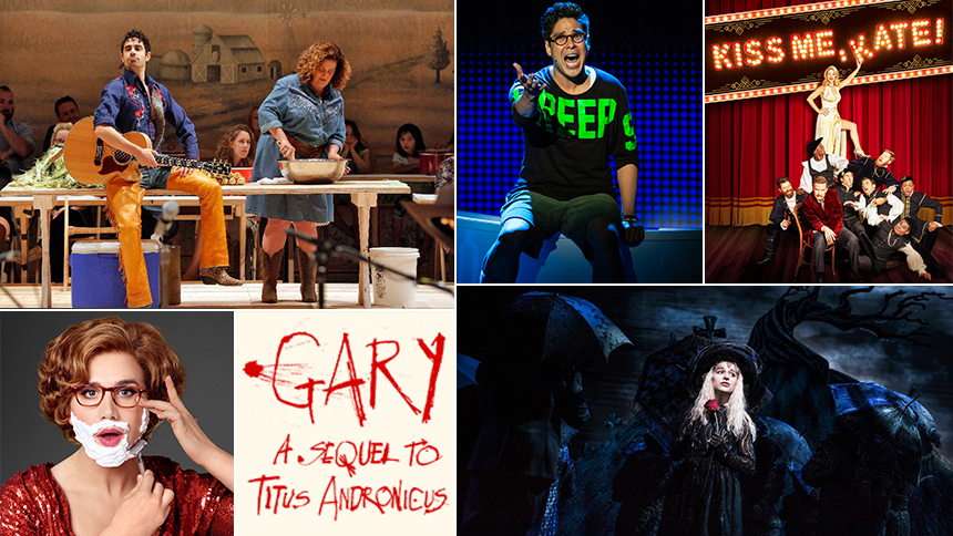 Six Spring 2019 Shows We're Unbelievably Excited to See (...