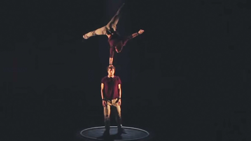 Hot Clip of the Day: Circus Now's London Blokes, The Bare...