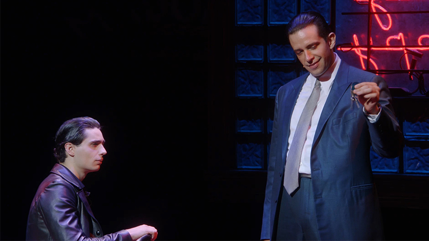 "The Stars of A Bronx Tale Reveal Their Versions of ""The C..."