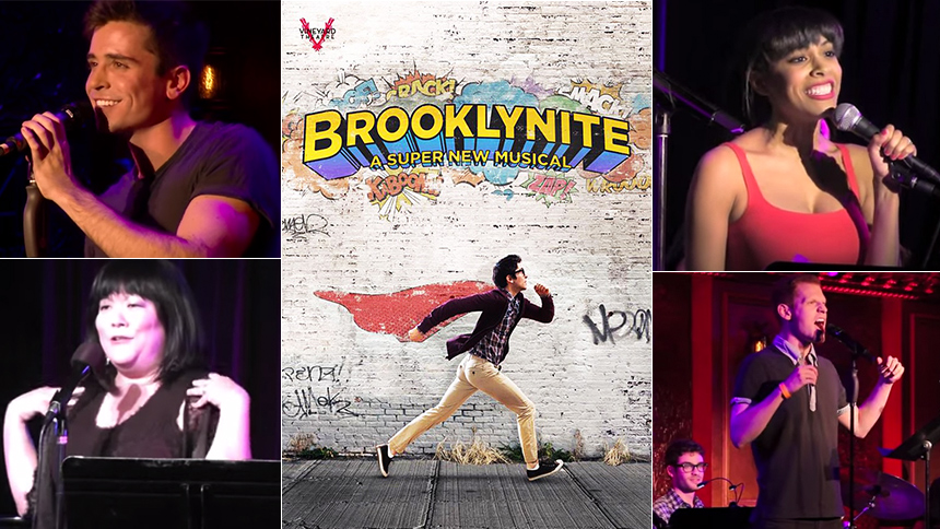 Showstopper Derby with the Dynamite Cast of Brooklynite