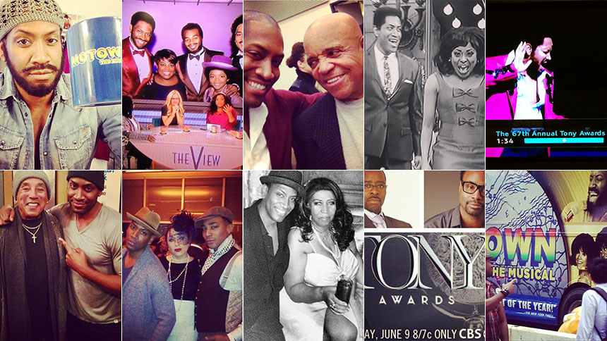 Bryan Terrell Clark Counts Down His 10 Favorite Instagram...