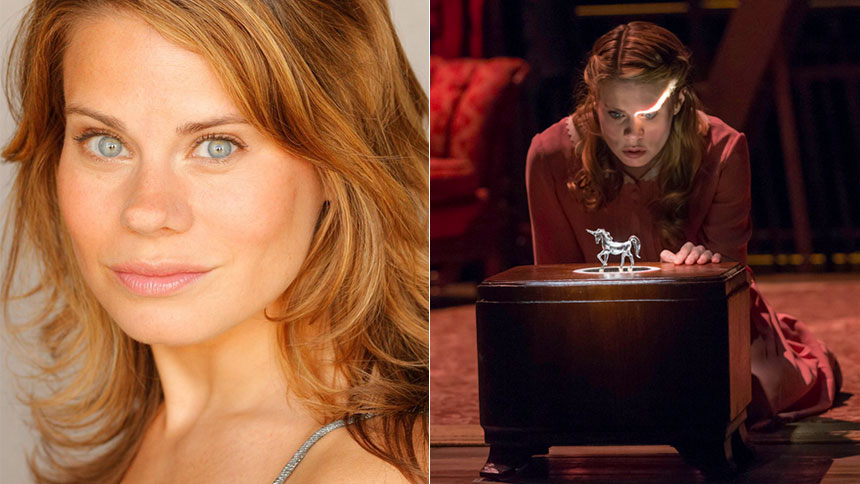 Broadway Tour Guide: Glass Menagerie Star Celia Keenan-Bo...