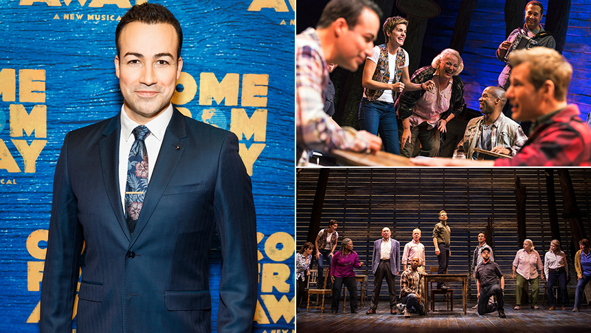 Five Burning Questions with Come From Away Star Caesar Sa...