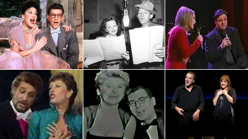 "Seven Legendary Broadway Divas Performing ""You're Just In..."