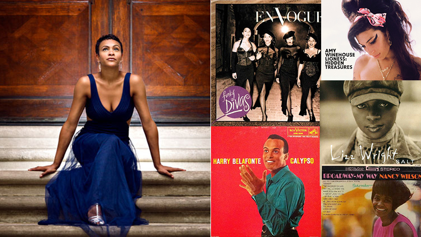 Carly Hughes: Five Albums That Rocked My World