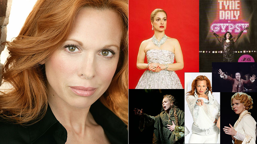 Tears, Riffs & Roses: Carolee Carmello Dishes on Seven Un...