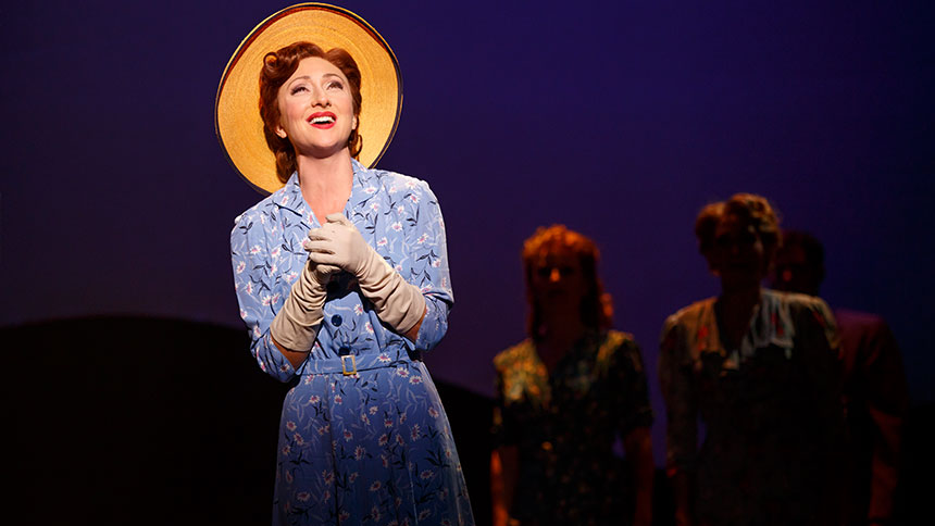 Get Ready For Broadway's New Revered Diva: Bright Star's ...