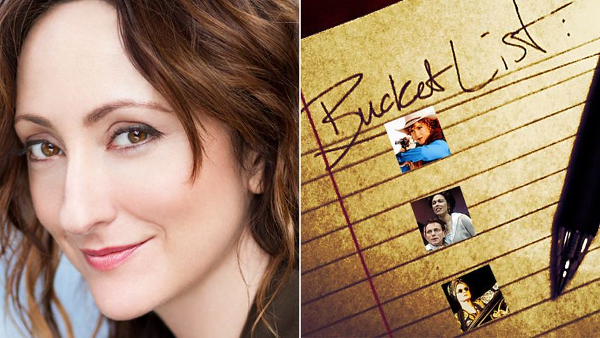 Carmen Cusack Reveals Three Roles Off Her Broadway Bucket...