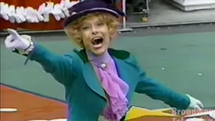 Hot Clip of the Day: A Little Hello, Dolly! Moment Brough...