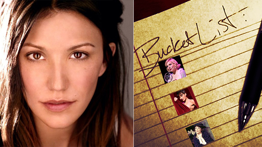Caroline Bowman Reveals Three Roles Off Her Broadway Buck...