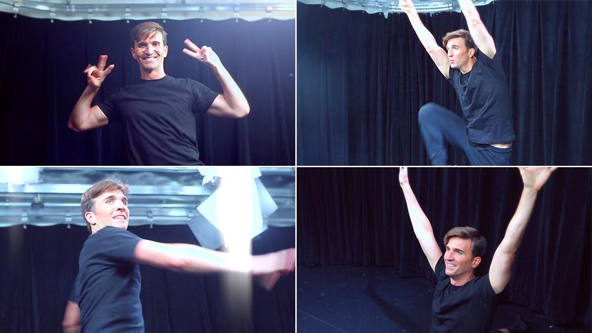 An American in Paris' Charlie Sutton Dances Through His B...
