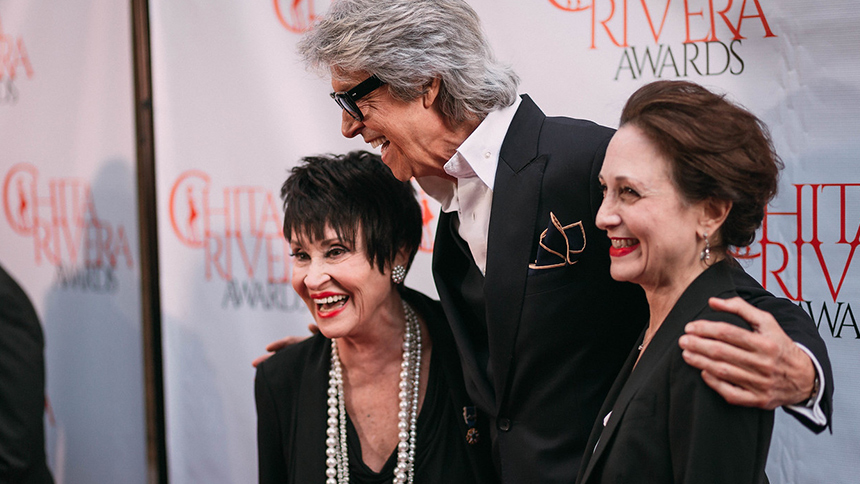 Eight Moments From The Inaugural Chita Rivera Awards That...