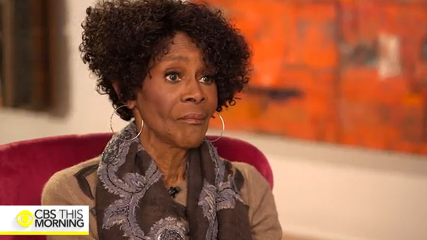 10 Screenshots From Cicely Tyson's CBS Interview To Give ...