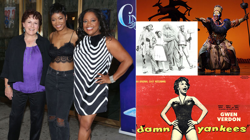Cinderella's Keke Palmer and Sherri Shepherd Remember the...