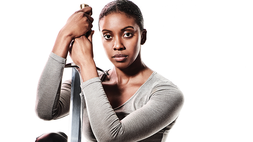 Five Burning Questions with Saint Joan Star Condola Rashad