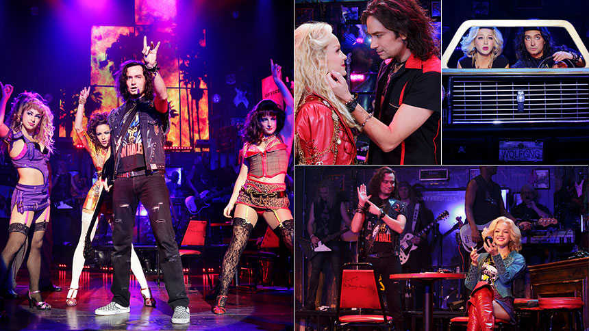 Five Burning Questions with Rock of Ages Headliner Consta...