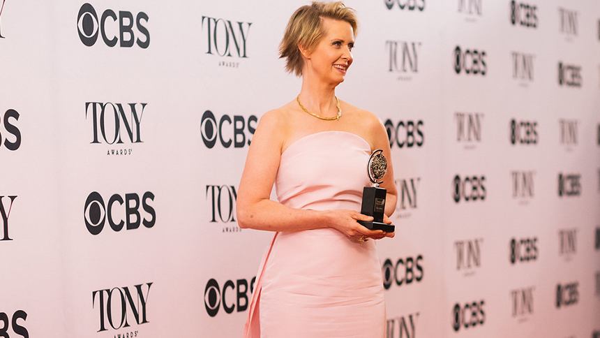 TBT: A Look at The Little Foxes Star Cynthia Nixon's Two-...