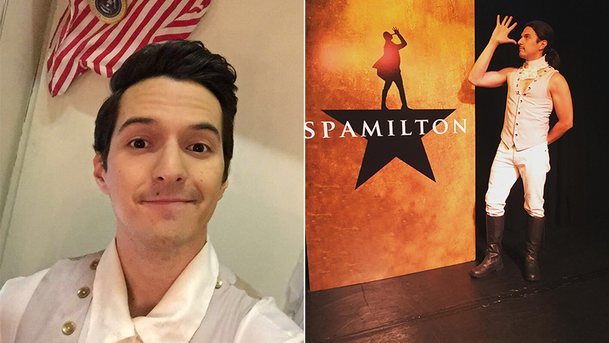 Introduce Yourself(ie): 10 Questions with Spamilton Star ...