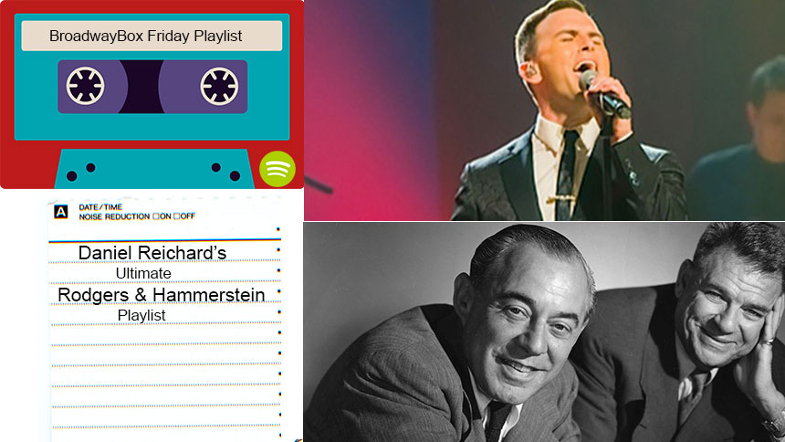 Friday Playlist: Daniel Reichard Curates His Rodgers and ...