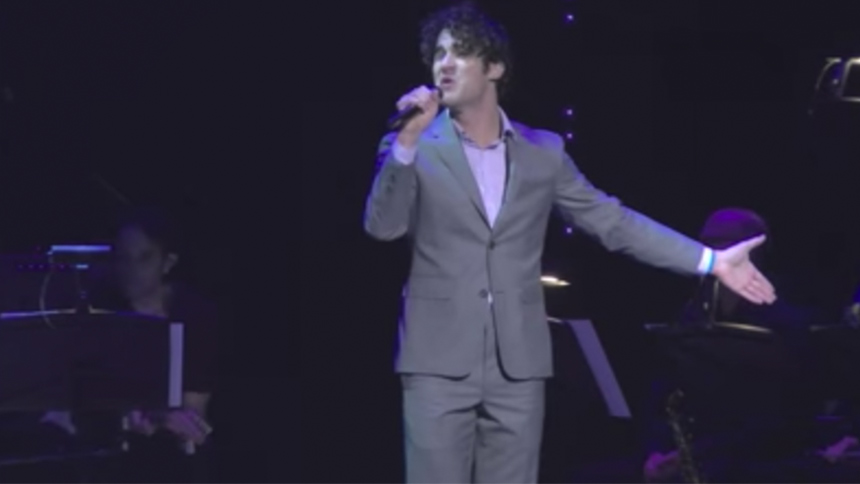 Hot Clip of the Day: Start Your Week With Darren Criss' L...