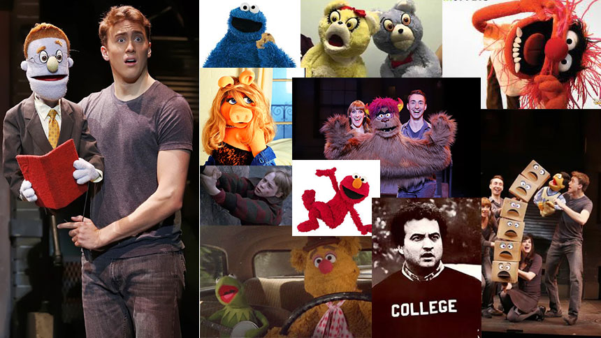 Avenue Q Star Darren Bluestone Talks Bad Idea Road Trips,...