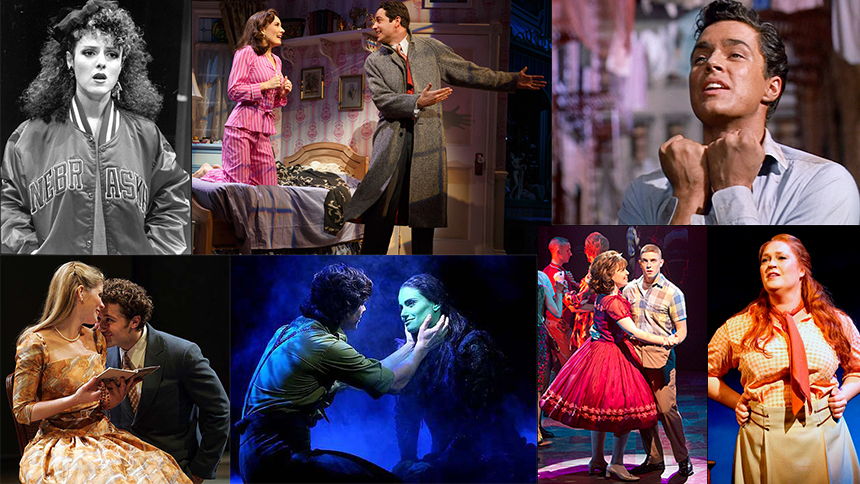 Friday Playlist: Love & Loss, 30 Broadway Songs About Dating