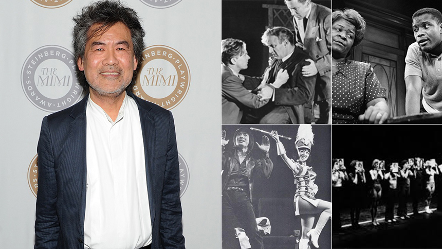 Prolific Playwright David Henry Hwang Discusses the Shows...