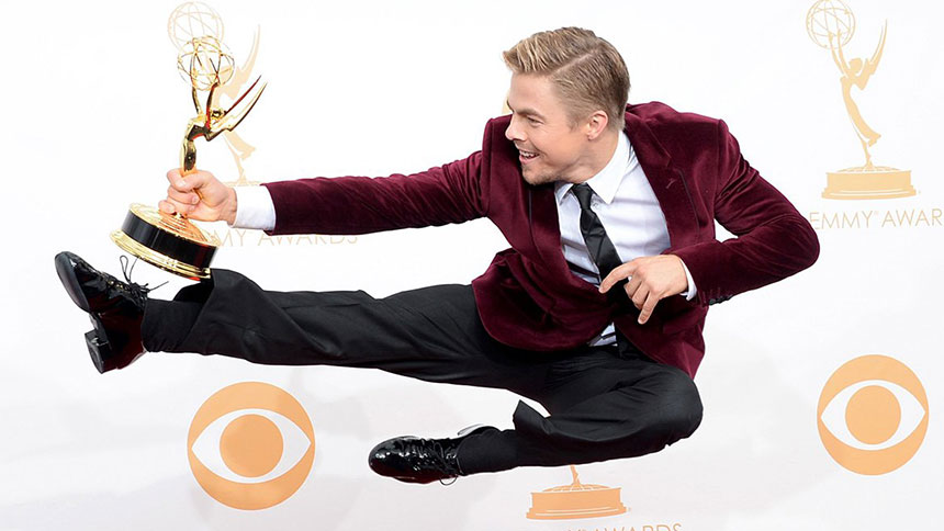 Fall Down the Rabbit Hole of Derek Hough Dancing with the...