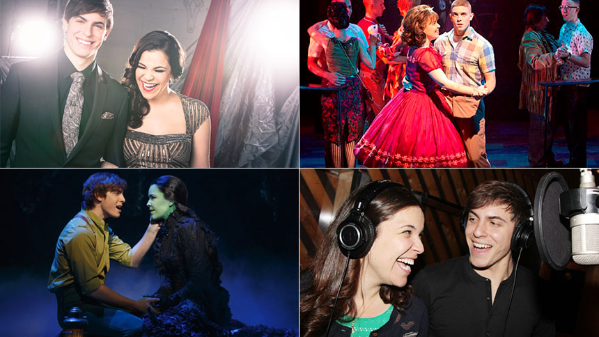 Derek Klena and Lindsay Mendez Reveal the Secrets Behind ...