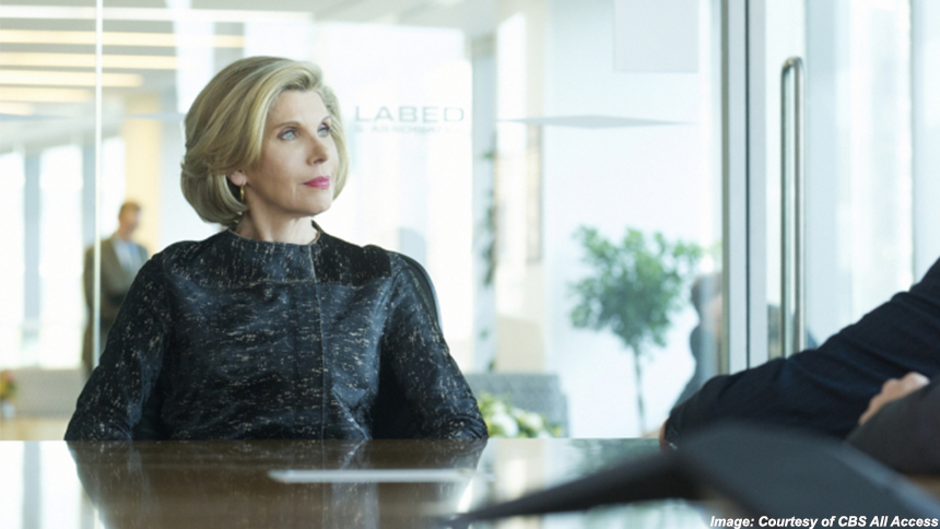 Seven Christine Baranski as Diane Lockhart GIFs from The ...