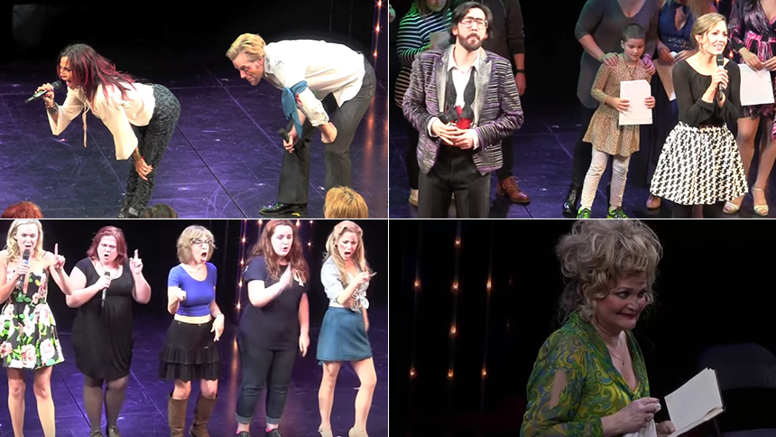 A Roundup of All the Fantastic Disaster! BC/EFA Reunion P...