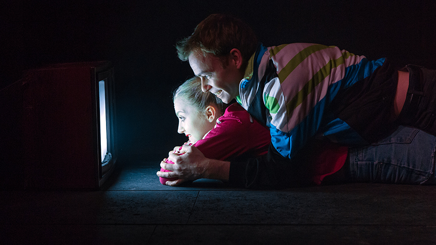 Disco Pigs Stars Colin Campbell & Evanna Lynch Talk Stran...