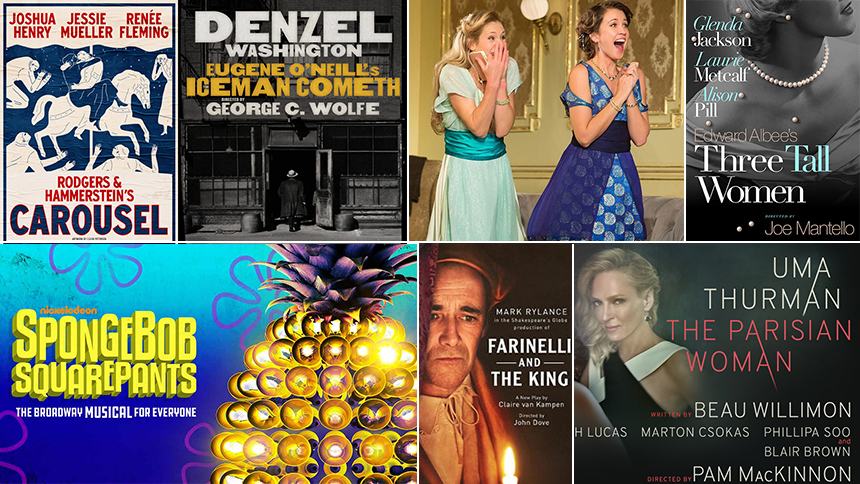 Broadway Discounts You Need RN For the 2017/2018 Season's...