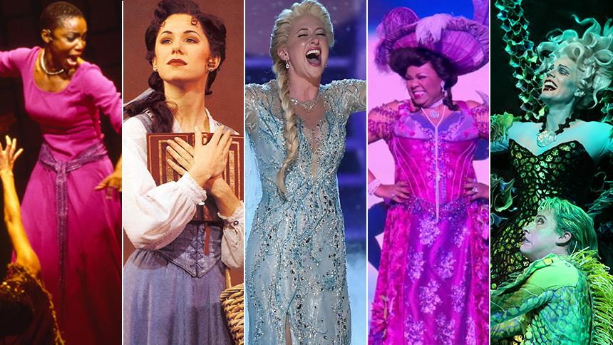 Let's Hear It for the Ladies! Ranking Disney's 12 Best Mu...