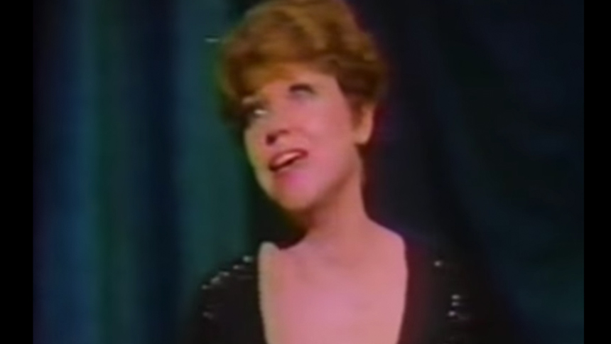 "Hot Clip of the Day: #TBT to Dorothy Loudon's Emotional ""..."